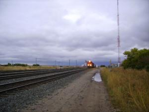 Trains in the Rain – 2