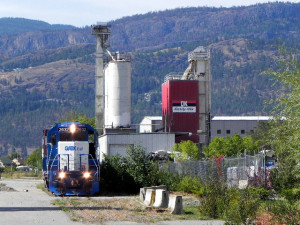Moving lumber, cement (and a little oil) in Kelowna – 3