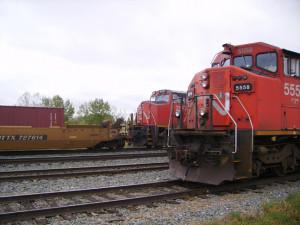 Trains in the Rain – 4