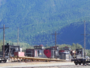 The Rail Museum at Revelstoke – A quick visit.