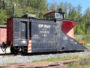 The Rail Museum at Revelstoke – A quick visit. – 2