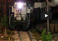 model railroad Peachland